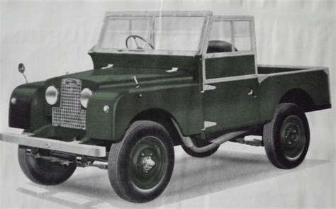 land rover series 1 spare parts catalogue 86 107