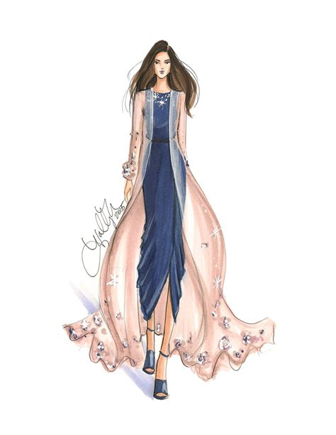 tutorial illustrator fashion design top blogs of 2015 fashion illustrations copic and