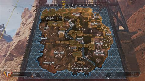 apex legends map locations   places called