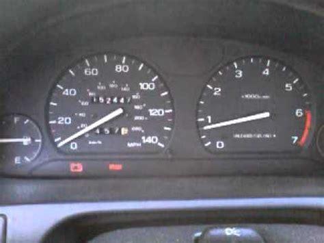 Battery And Brake Light On by 1995 Subaru Legacy Alternator Failure Brake And