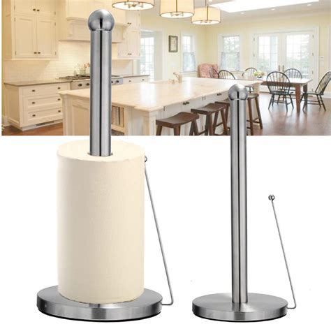 Bathroom Table Stand by Mttuzk 304 Stainless Steel Paper Tissue Towel Kitchen Roll