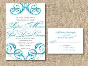 free printable wedding invitations wedding invitation templates