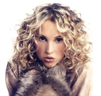 medium length permed hairstyles medium hair style with perms blonde