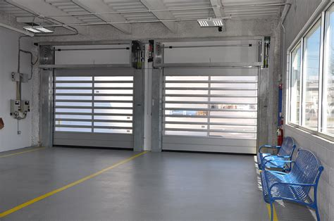 Clear Garage Doors by Clear Roll Up Garage Doors Wageuzi