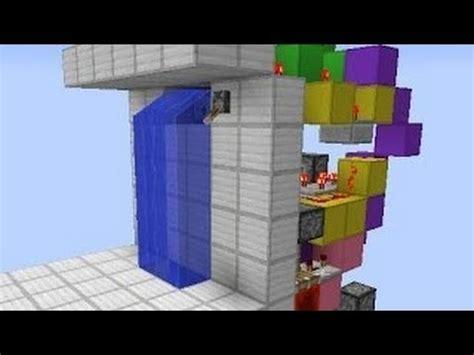 lego waterfall tutorial waterfall hidden nether portal door tutorial minecraft