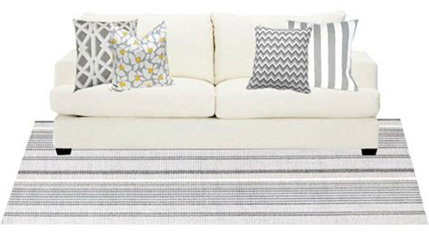 sofa pillow styling basic tips centsational