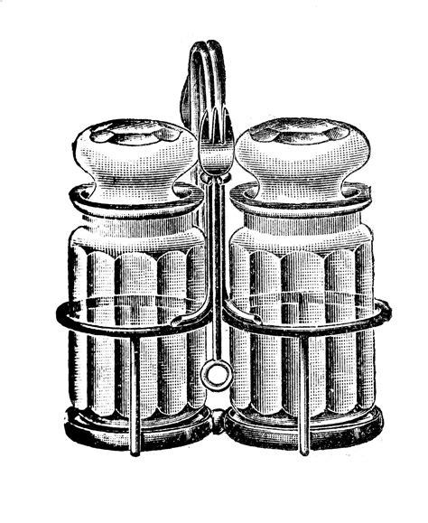 shaker clip art free vintage clip art images vintage salt and pepper clipart