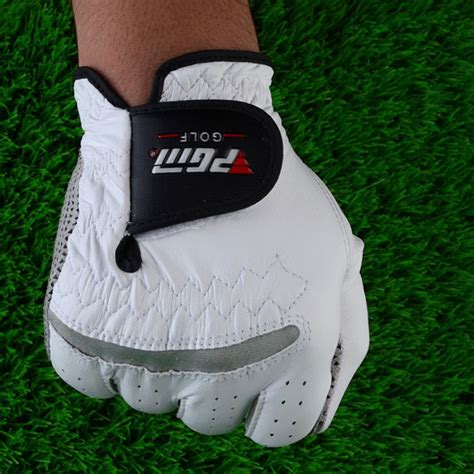 Original Leather Golf Glove golf gloves genuine leather gloves left right