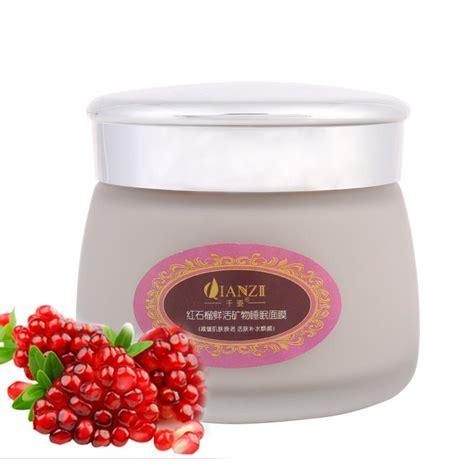 Bioaqua Fresh Fruit Moisturizing Mineral Sleep Mask Pomegranate Kopen Wholesale Verse Granaatappel Uit China Verse