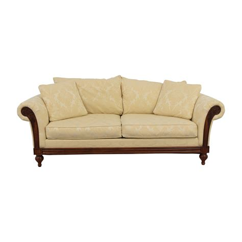 exposed wood frame sofa wooden frame sofas magic exposed wood frame sofa