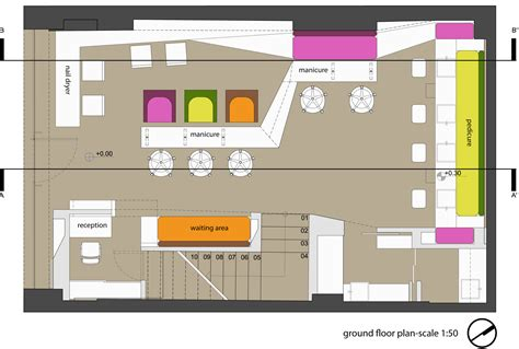 Clothing Boutique Floor Plans by Gallery Of Viva La Lima Retail Store Omada Architecture 16