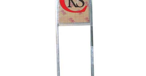 Pipa 1 14 X 1mtr Bulat Stainless Steel poster display akrilik cv cipta kreasindo stainless