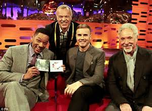 tom jones prince of bel air will smith and gary barlow do the fresh prince of bel air