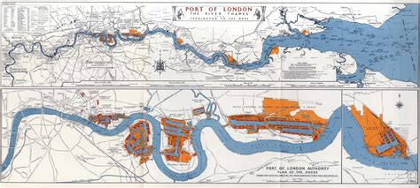 thames river fishing map visual telling of stories map menu