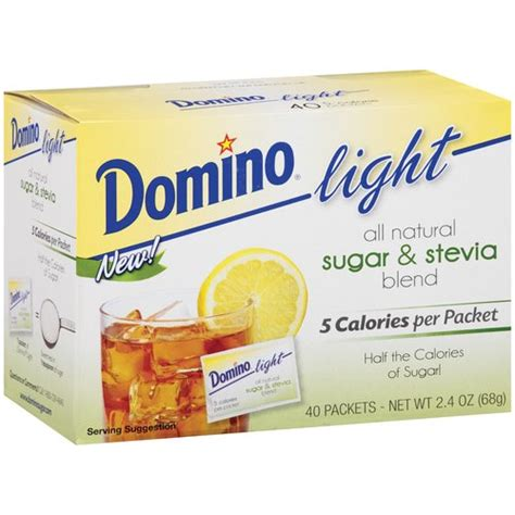 Dominos Light by Free Domino Light Sugar Stevia Blend And Baking Cups At Publix Who Said Nothing In
