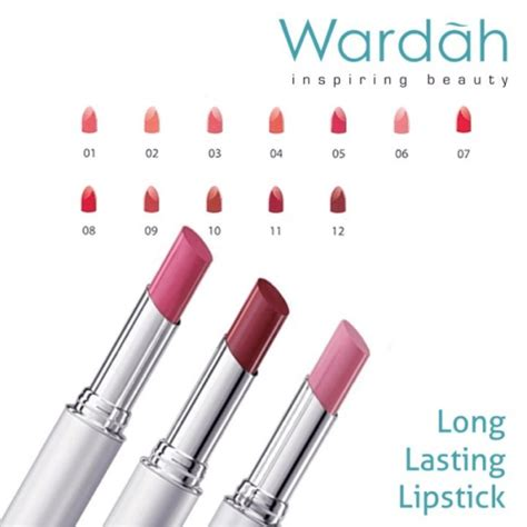 Warna Warna Lipstik Wardah Lasting lipstik wardah lasting warna pink muda the of