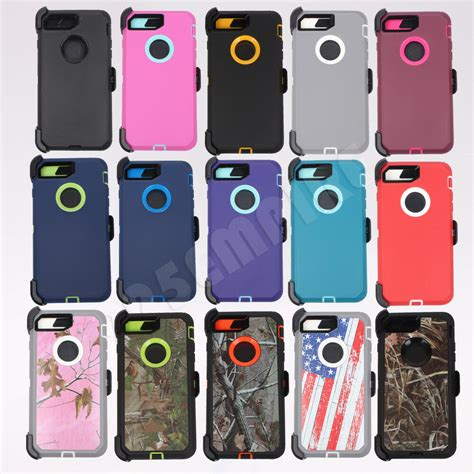 for apple iphone 8 plus defender clip fits otterbox ebay