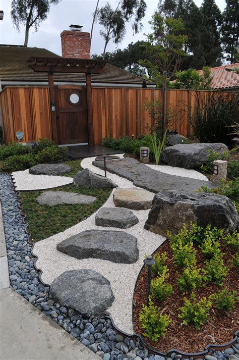 how to make a japanese zen garden in southwest boulder