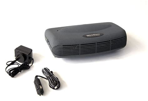 neotec xj 2000 ionic air purifier for car and home use