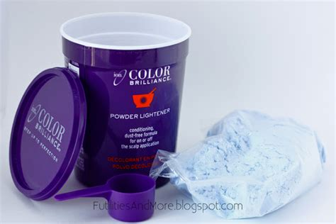 ion color brilliance powder lightener how to dye asian hair
