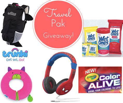 Good Giveaway Items - our top 5 must have items to ensure a good flight with giveaway ended school yard style