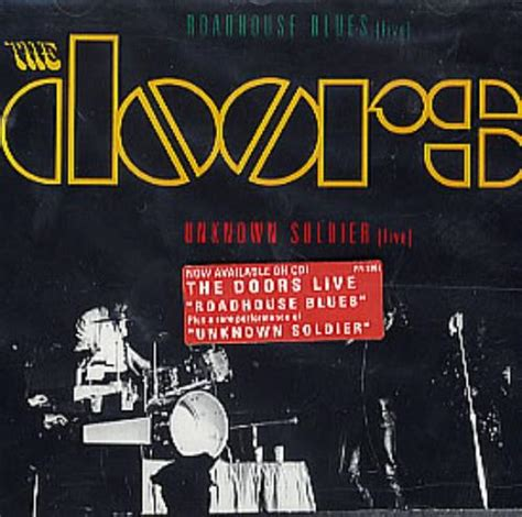 the doors roadhouse blues usa promo 5 quot cd single prcd8361