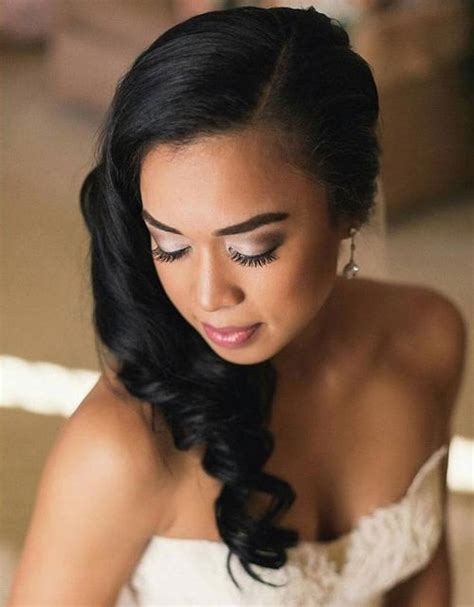 Bridal Hairstyles Side Curls by 18 Hairstyles For Any Formal Occasion