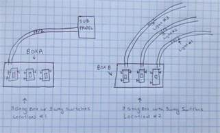 electrical how do i wire three 3 way switches in one
