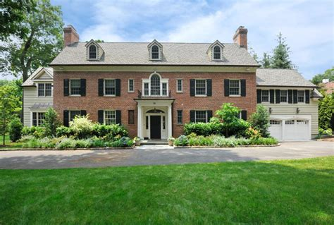 center hall colonial center hall colonial westchester county ny