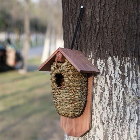 hummingbird houses  nesting nesting pocket bird house