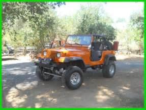 modified jeep wrangler yj clean modified 1987 jeep wrangler yj chevy 4 3l 350