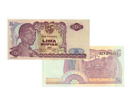 Uang Gepok Rp 1000 Pattimura Unc Seri X Replacement Pengganti uang kuno 1968 seri sudirman