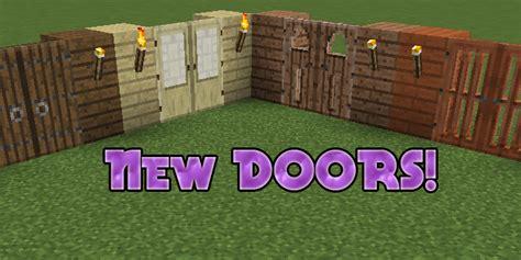 Minecraft Door by Minecraft Added Doors Minecraft