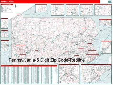 It Only It Were Zip by Pennsylvania Zip Code Map With Wooden Rails From