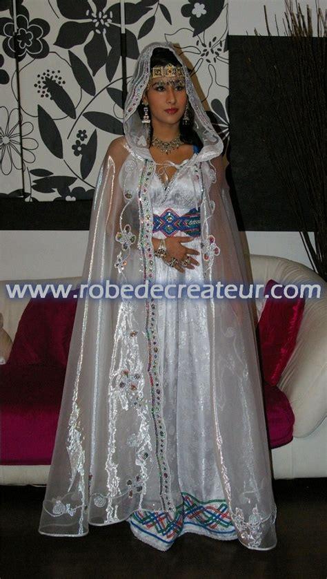 Location Robe De Mariage Kabyle - ensemble kabyle bejaia robe de cr 233 ateur