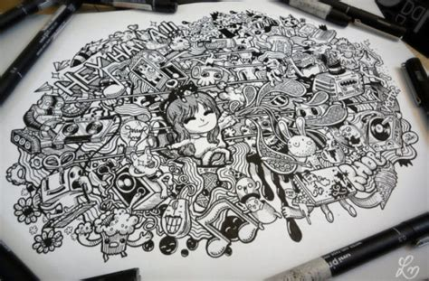 Best Doodles by Best Doodle From Around The World Graphic Cloud
