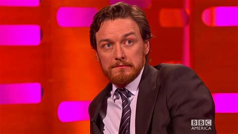james mcavoy graham how james mcavoy gets out of auditions the graham nor