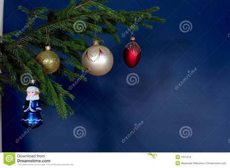 new year tree decorations new year tree decorations stock images image 1611214