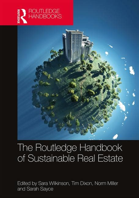 Routledge Handbook Of Sustainable Product Design routledge handbook of sustainable real estate crc press book