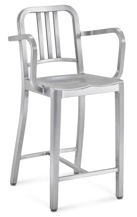 Emeco Counter Stool Sale by Emeco Navy Counter Stool Sale Emeco Counter Stool New