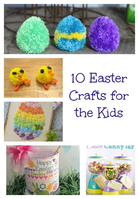 crafts for easter easter crafts for the i like it frantic