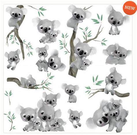 Koala Wall Stickers 17 meilleures id 233 es 224 propos de tatouage de koala sur