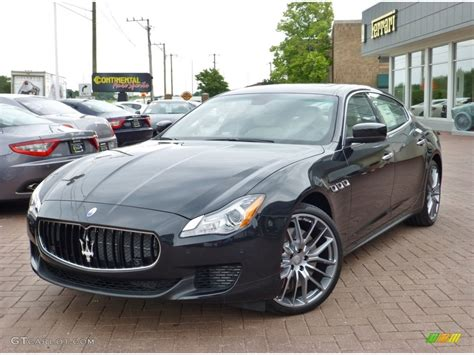 2014 Silk Black Maserati Quattroporte Gts 82969383 Photo