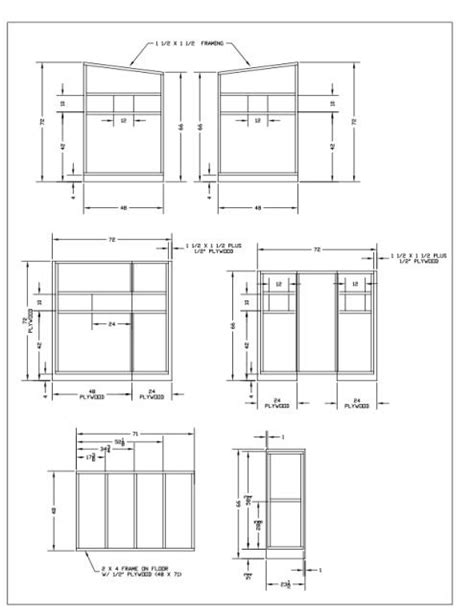 hunt box floor plans hunt box floor plans 15ft deer stamd build your stand