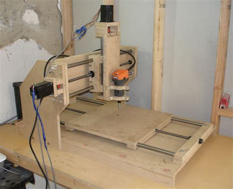 build your own cnc machine techimoto