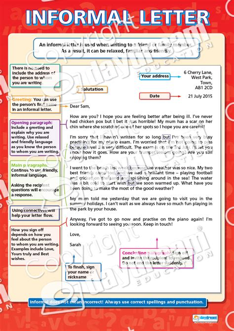 Acac Service Letter No 406 Revision A Informal Letter Literacy Educational School Posters