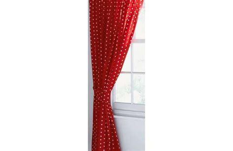 red polka dot curtains red white polka dot curtains nautical nursery
