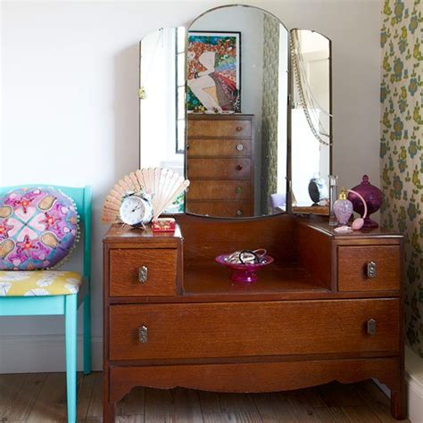 style at home dressing table take a tour around chloe s colourful