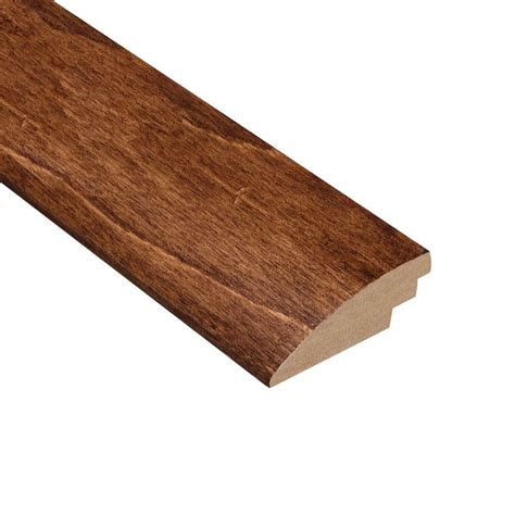 home legend fremont walnut 3 4 in thick x 2 in wide x 78