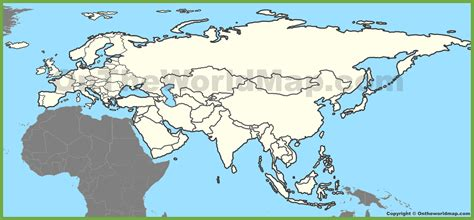 eurasia map blank outline map of eurasia pictures to pin on pinsdaddy
